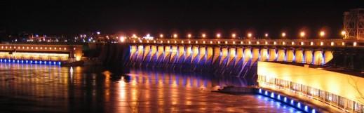 Уникальные схемы для ремонтных работ на Нурекской ГЭС Турбины.